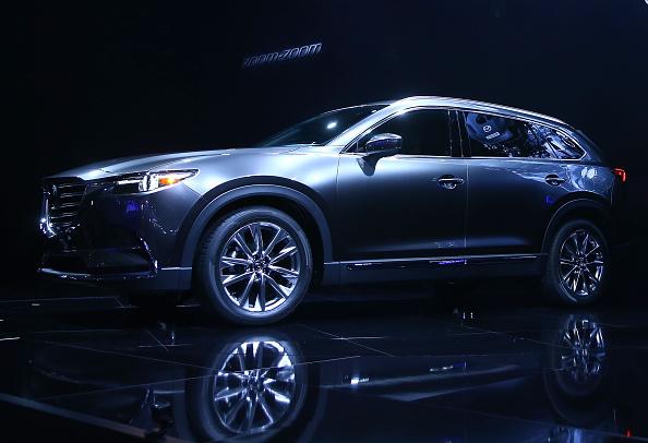 Finance and Economy「Mazda @LA Auto Show」:写真・画像(4)[壁紙.com]