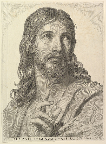 Jesus Christ「Bust Of The Adult Christ」:写真・画像(18)[壁紙.com]