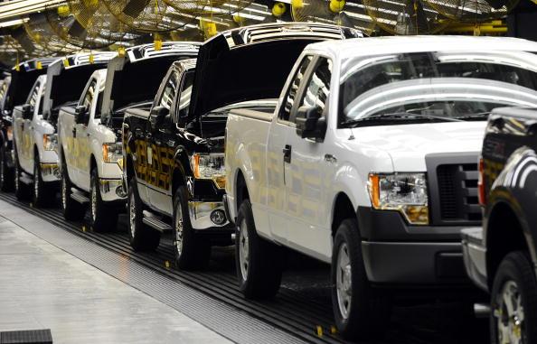 Missouri「Ford Launches 2009 Version Of F-150 Pickup Truck」:写真・画像(17)[壁紙.com]