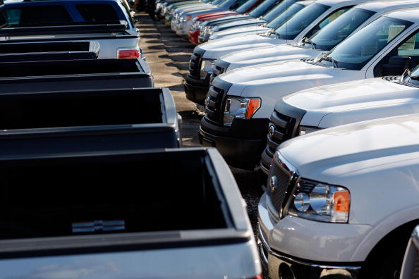 Car Dealership「November Monthly Sales Numbers Drop Sharply For Automakers」:写真・画像(13)[壁紙.com]