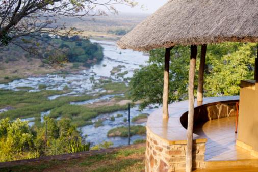 South Africa「Olifants camp in Kruger Park, South Africa」:スマホ壁紙(6)