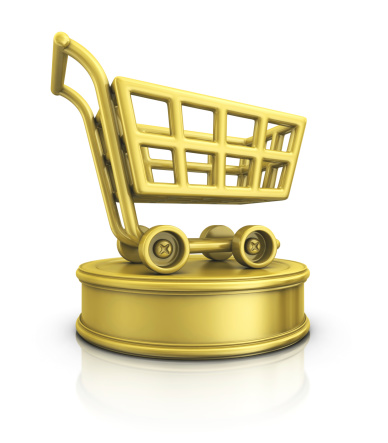 Trophy - Award「shopping cart award」:スマホ壁紙(6)