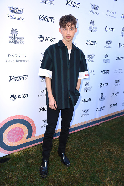 Open Collar「30th Annual Palm Springs International Film Festival - Variety's Creative Impact Awards And 10 Directors To Watch Brunch」:写真・画像(4)[壁紙.com]