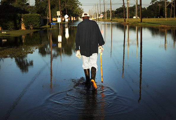 Gulf Coast States「Floods Hinder Recovery Efforts In Southeast Texas」:写真・画像(3)[壁紙.com]