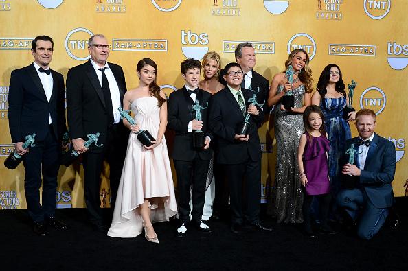 アリエル ウィンター「20th Annual Screen Actors Guild Awards - Press Room」:写真・画像(15)[壁紙.com]