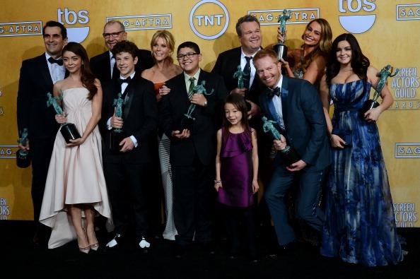 アリエル ウィンター「20th Annual Screen Actors Guild Awards - Press Room」:写真・画像(14)[壁紙.com]