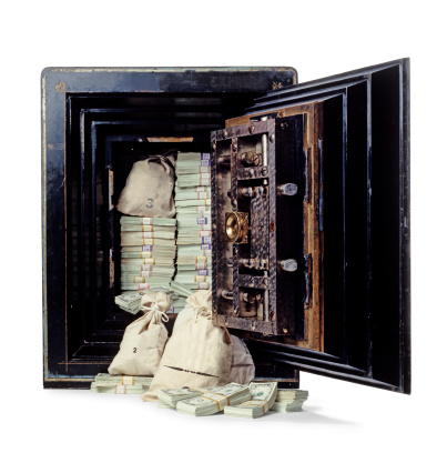 Antique「Money in Safe」:スマホ壁紙(11)