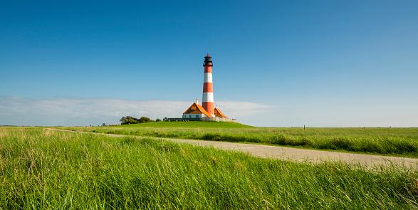 Beacon「Westerhever lighthouse」:スマホ壁紙(11)