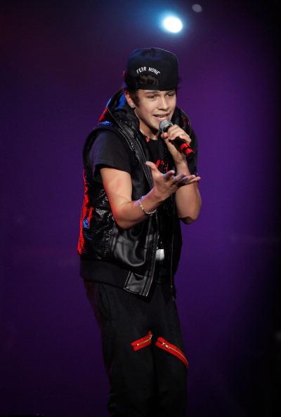 Black Hat「Power 96.1's Jingle Ball 2012 - Show」:写真・画像(2)[壁紙.com]