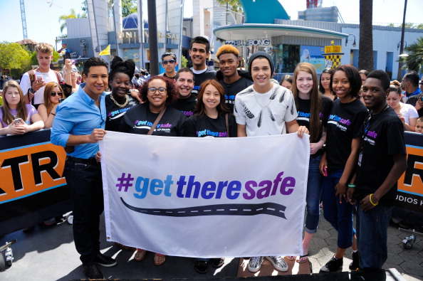 Mario Lopez「Austin Mahone Teams Up With The Allstate Foundation's #GetThereSafe Program」:写真・画像(17)[壁紙.com]