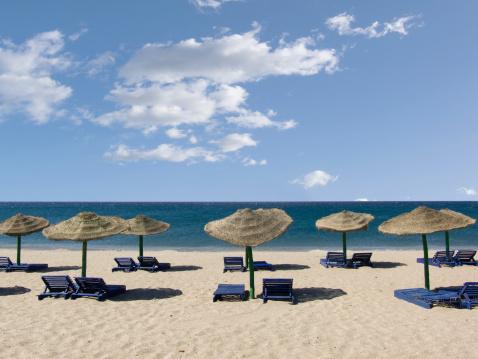 Sunshade「On the beach」:スマホ壁紙(10)