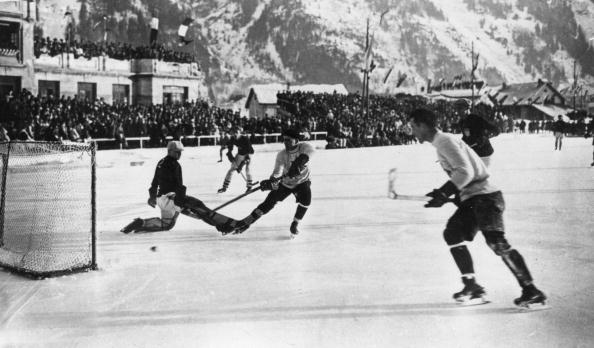 Chamonix「Olympic Ice Hockey」:写真・画像(4)[壁紙.com]