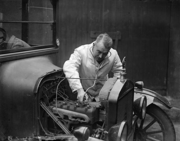 Mechanic「Garage Doctor」:写真・画像(16)[壁紙.com]