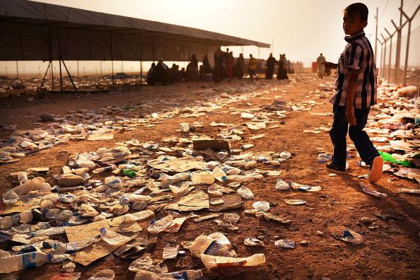 Obsolete「Refugees Fleeing ISIS Offensive Pour Into Kurdistan」:写真・画像(19)[壁紙.com]