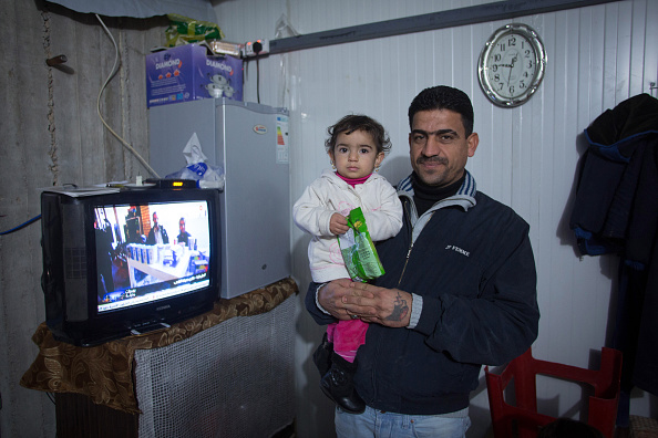 Incomplete「Displaced Christians Take Refuge In Erbil」:写真・画像(8)[壁紙.com]