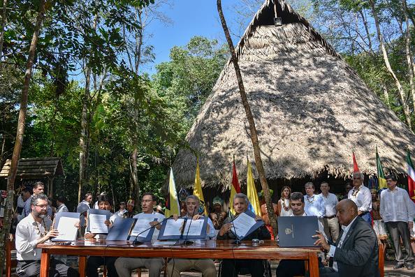 Amazon Rainforest「South American Presidential Summit For The Amazon」:写真・画像(19)[壁紙.com]