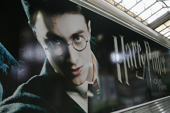 Poster「Harry Potter And the Order Of The Phoenix - Train Presentation」:写真・画像(5)[壁紙.com]