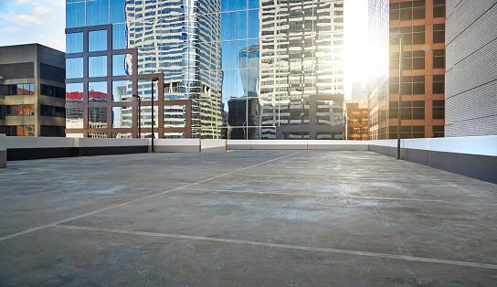 Rooftop「Roof top parking lot」:スマホ壁紙(0)