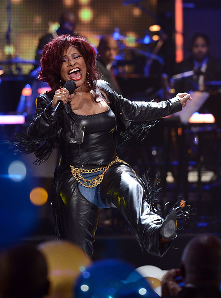Side Part「UNCF Hosts The 33rd Annual An Evening Of Stars - Show」:写真・画像(9)[壁紙.com]