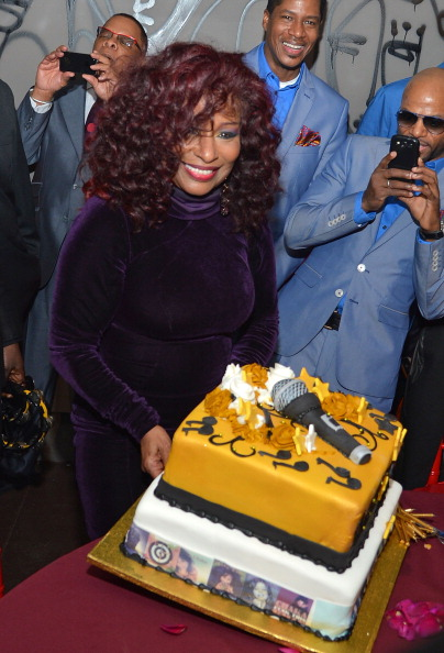 Purple「Chaka Khan's Birthday Party」:写真・画像(4)[壁紙.com]