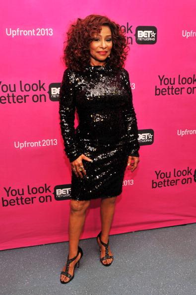 Sequin Dress「BET Networks 2013 New York Upfront」:写真・画像(12)[壁紙.com]