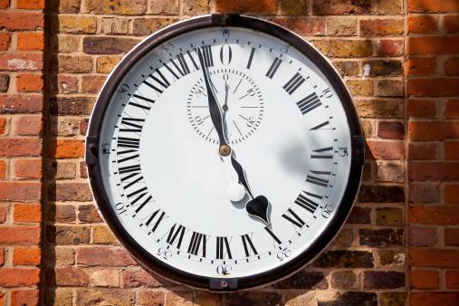 English Culture「Greenwich 24 Hour Clock」:スマホ壁紙(10)
