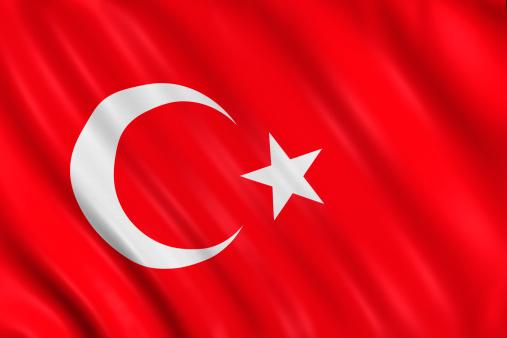 Turkey - Middle East「turkey flag」:スマホ壁紙(13)