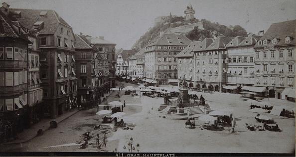 City Life「Graz Main Square」:写真・画像(6)[壁紙.com]