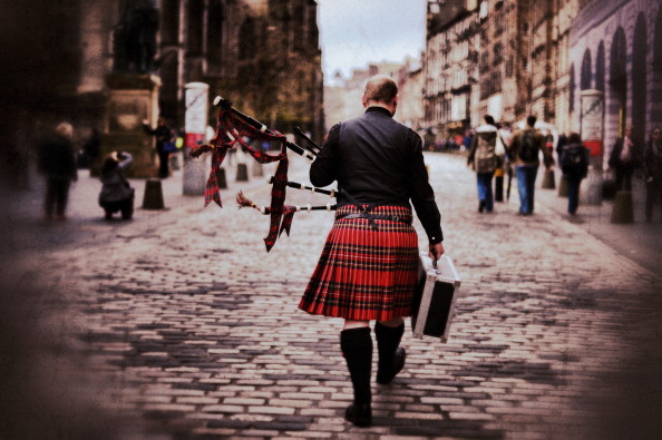 Kilt「Alternative View - Edinburgh」:写真・画像(0)[壁紙.com]