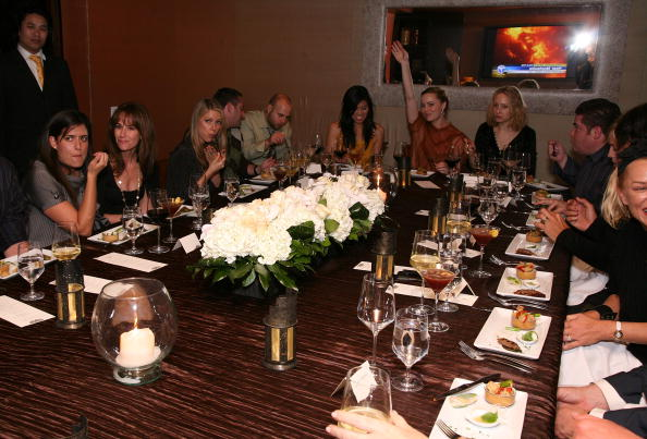 Crustacean「Melissa George Viewing Party At Crustacean」:写真・画像(9)[壁紙.com]