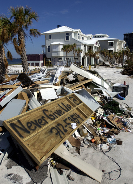 Danger「Florida Panhandle Still Recovering From Hurricane Damage」:写真・画像(11)[壁紙.com]