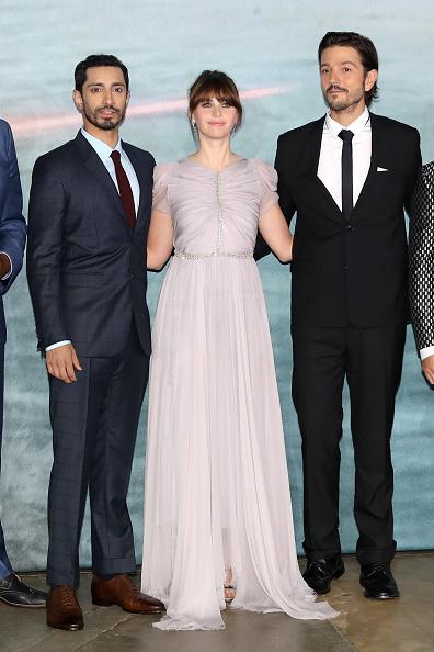 ダービーシューズ「'Rogue One: A Star Wars Story' - Launch Event - Red Carpet Arrivals」:写真・画像(14)[壁紙.com]