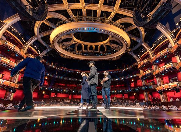 ステージ「89th Annual Academy Awards - Rehearsals」:写真・画像(17)[壁紙.com]