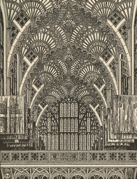 Architecture「Fan Vaulting」:写真・画像(14)[壁紙.com]