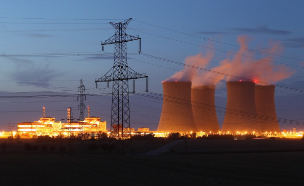 Nuclear Reactor「CEZ Hopes To Export More Electricity To Germany」:写真・画像(9)[壁紙.com]