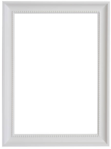 White picture frame:スマホ壁紙(壁紙.com)