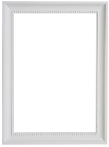 Art And Craft「White picture frame」:スマホ壁紙(0)