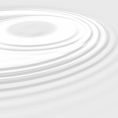 Rippled「white」:スマホ壁紙(2)