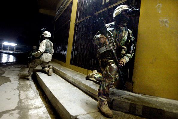 Samarra - Iraq「Fourth Infantry Division Patrols Samarra」:写真・画像(19)[壁紙.com]