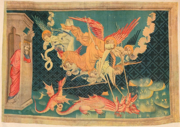 Evil「The Apocalypse St Michael And His Agents Overcome The Dragon Creator: Unknown」:写真・画像(13)[壁紙.com]