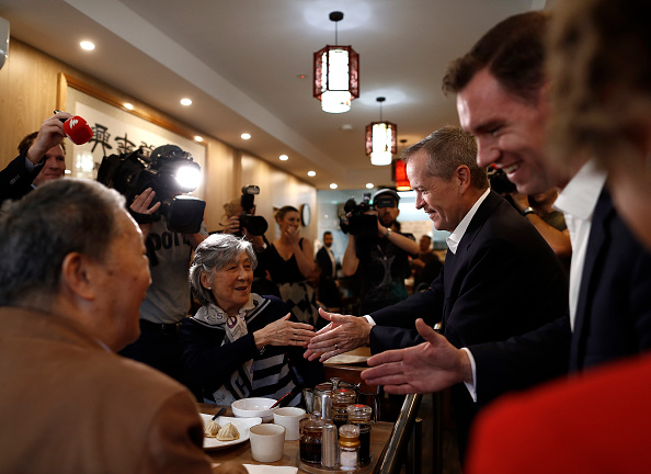 Dumpling「Bill Shorten Delivers Final Message To Voters With Two Days Until The Election」:写真・画像(12)[壁紙.com]