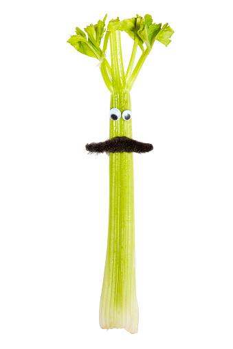 セロリ「Serious Celery」:スマホ壁紙(4)