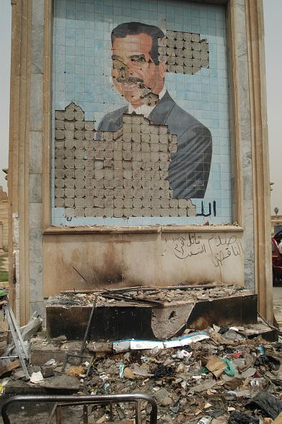 Horror「Saddam Damaged」:写真・画像(2)[壁紙.com]