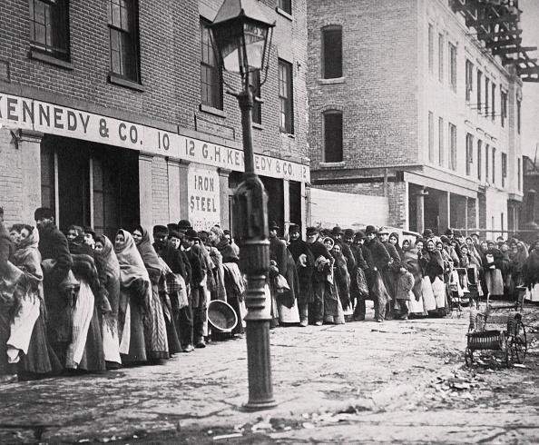 Avenue「Coal Strike USA 1902」:写真・画像(13)[壁紙.com]