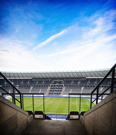 Wide Angle「Football Arena」:スマホ壁紙(6)