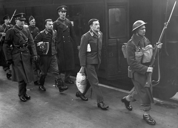 Railroad Car「Captured Germans」:写真・画像(8)[壁紙.com]