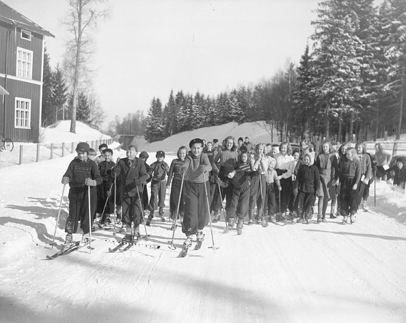 Swedish Culture「Snow Road」:写真・画像(16)[壁紙.com]