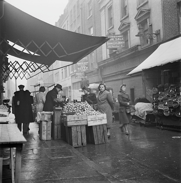 Fred Ramage「Berwick Street」:写真・画像(9)[壁紙.com]