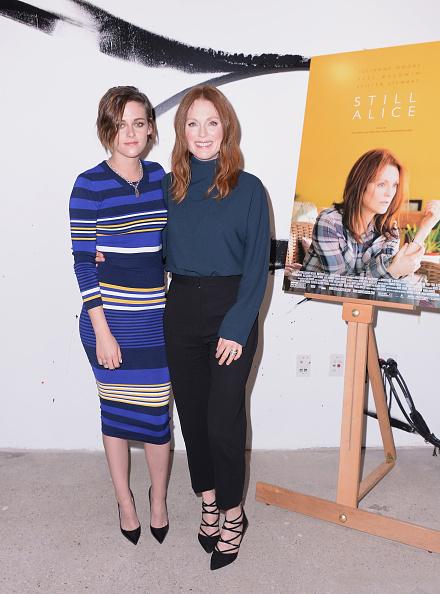 Shoe Boot「AOL's BUILD Speaker Series: Julianne Moore And Kristen Stewart」:写真・画像(8)[壁紙.com]