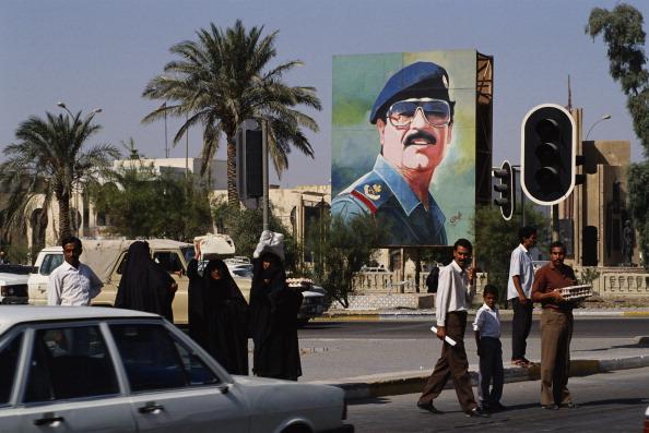 Saddam Hussein「Saddam Painting」:写真・画像(5)[壁紙.com]